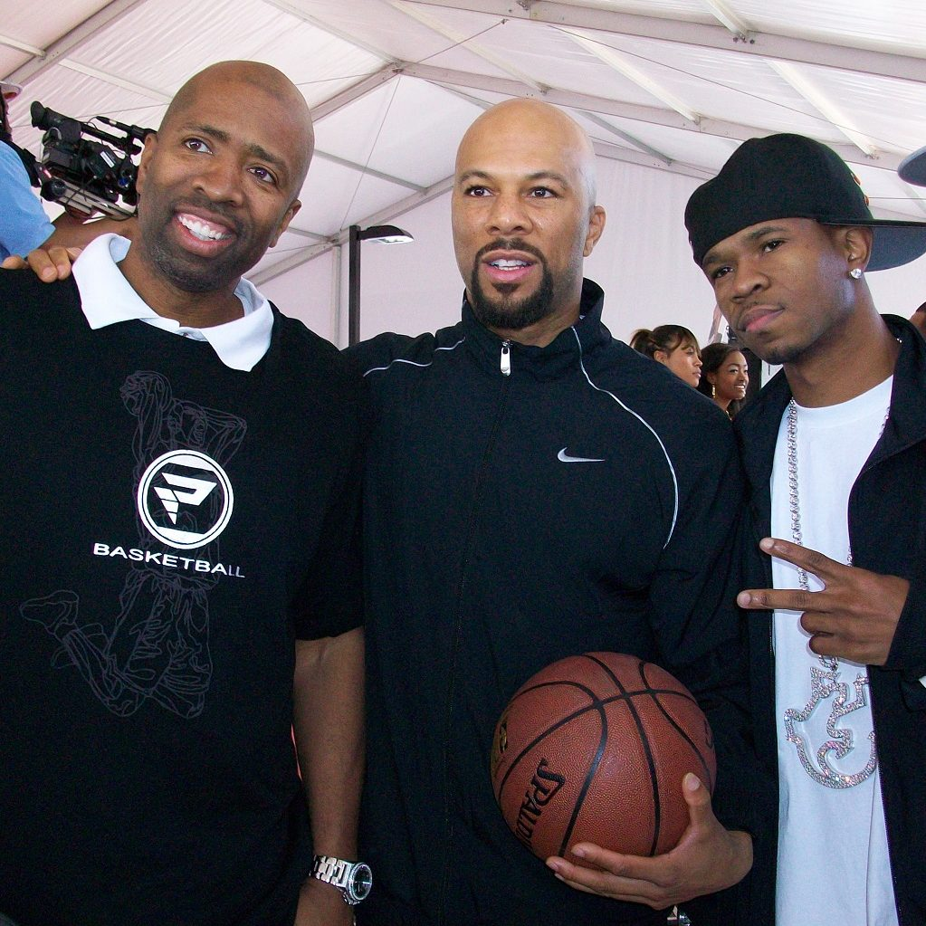 Kenny Smith All-Star Weekend Block Party