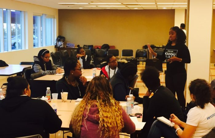 NYC GREAT Mentoring Day